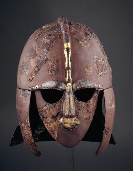 Helmet - © Trustees of the British Museum