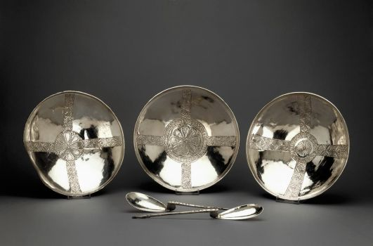 Eastern Mediterranean silver bowls - © Trustees of the British Museum